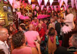 Roze Party Heeeurlijk weekend Gouda