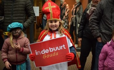 Sinterklaas in Gouda