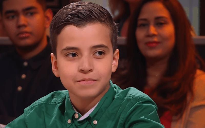 Kinderburgemeester Yassine Gouda