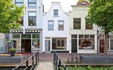 Zeugstraat 34 huur winkelpand Gouda