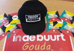 Win actie Freddy Moreira