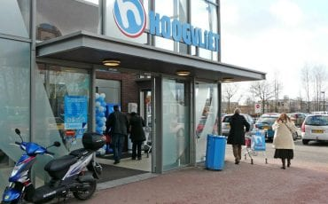 Hoogvliet Nieuwe Gouwe