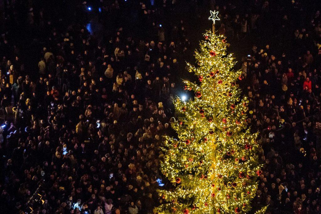 kerst in gouda