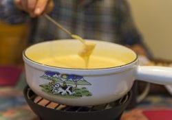kaasfondue in gouda