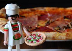 Pizzabakavond Kersvers Thee met Gouda