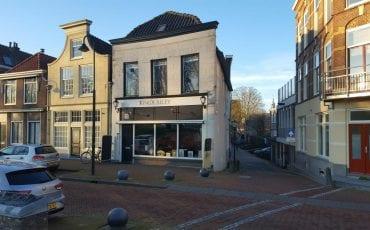 nieuw café king's alley Gouda