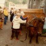 kinderboerderij vroeger en nu