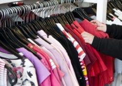 kleding inzameling in gouda
