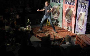kruims-komedie weekendtips Gouda