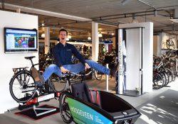 Hoogeveen Fietsbeleving e-bike testdag