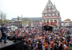 oranjenacht hart van oranje koningsnacht Gouda 2018