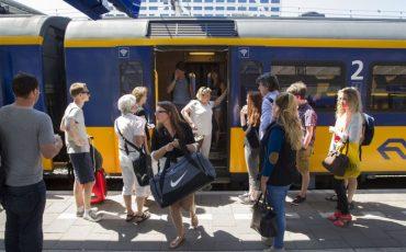 trein Utrecht Centraal Gouda
