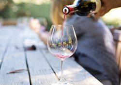 wijnproeverij kersvers