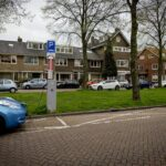 Oplaadpunt parkeren Gouda