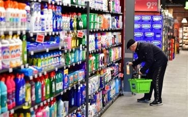 Hemelvaartsdag supermarkten