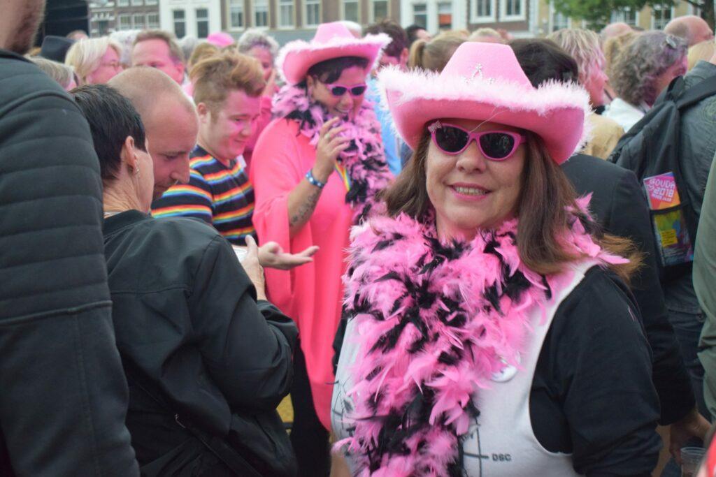Roze Zaterdag Gouda