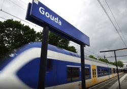 treinen roze zaterdag gouda