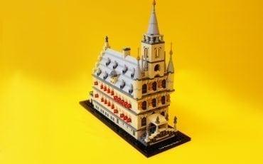 stadhuis gouda lego