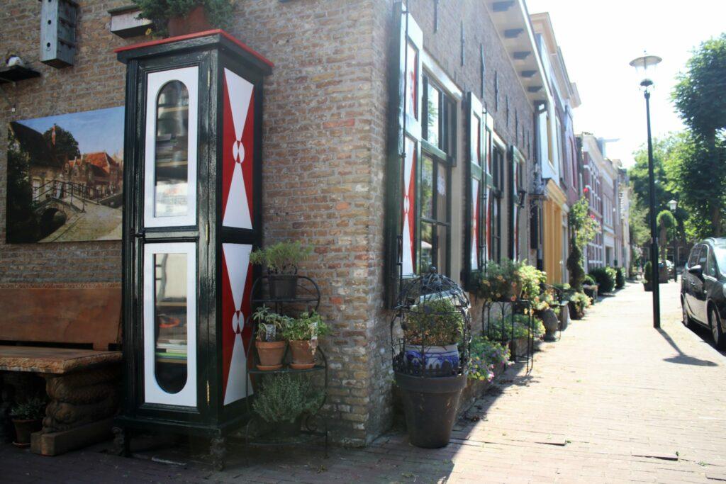 Villa Kakelbont Poppenhuis.5 X Open Monumentendag In Gouda Indebuurt Gouda