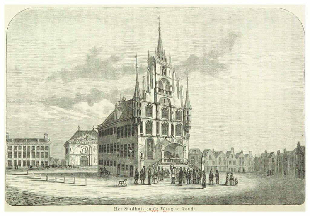 stadhuis gouda