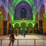schaatsen gouwekerk gouda