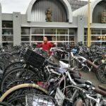 fietsen station gouda