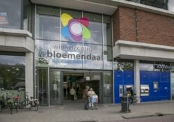 winkelcentrum Bloemendaal