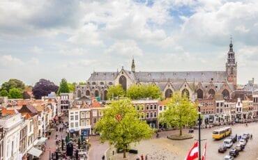 Zomertijd Gouda Sint-Janskerk