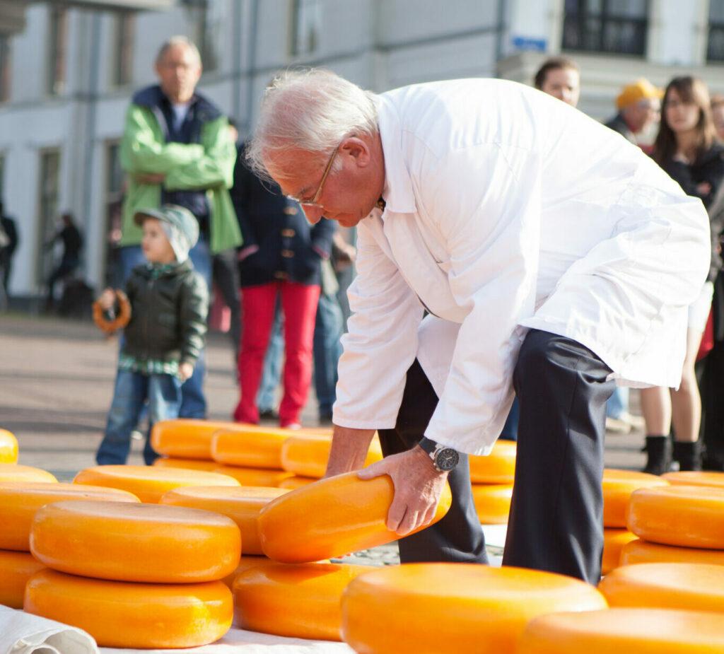 kaasmarkt gouda