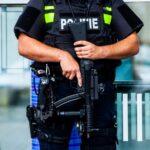 politie oefening Gouda