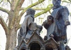 standbeeld gouda