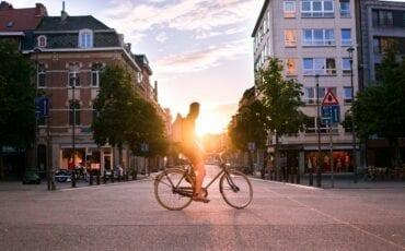 fietsroutes Gouda