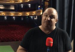 Maarten toneelmeester Goudse Schouwburg