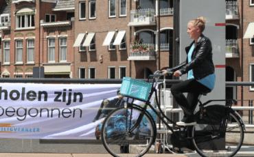 fietsen Gouda