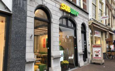 subway Gouda
