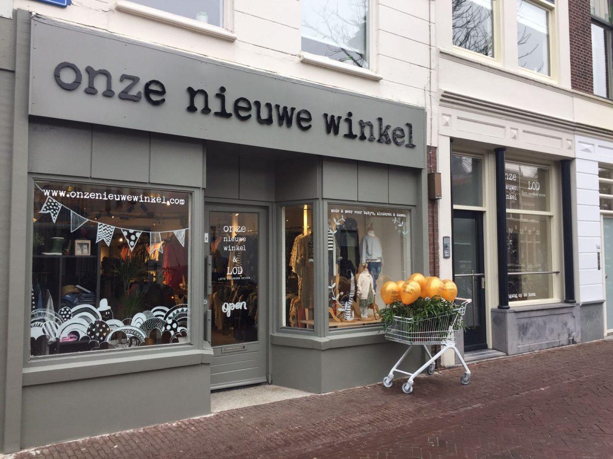 onze-nieuwe-winkel aanbieding Gouda