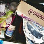 aluminiumfolie plastic