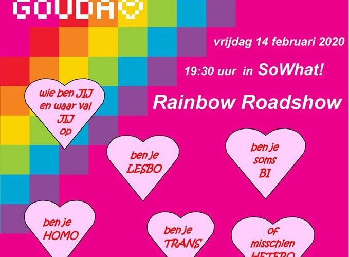 rainbow roadshow
