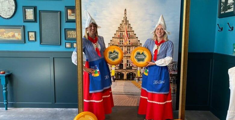 cheese experience gouda