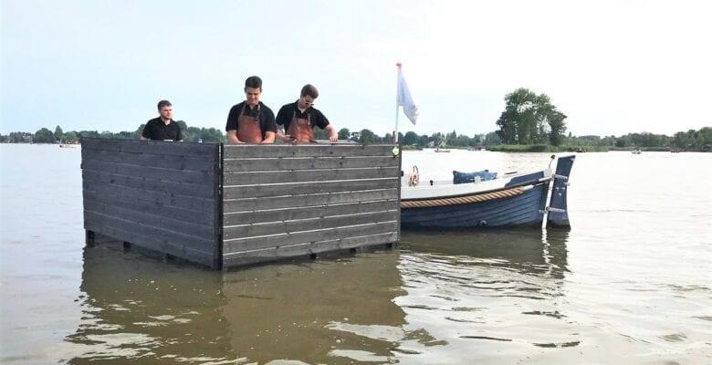 bbq boot reeuwijk