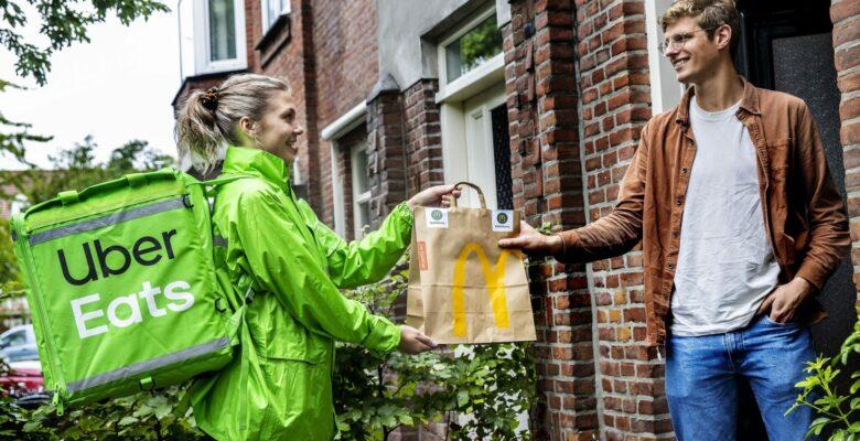 McDonald's bestellen gouda