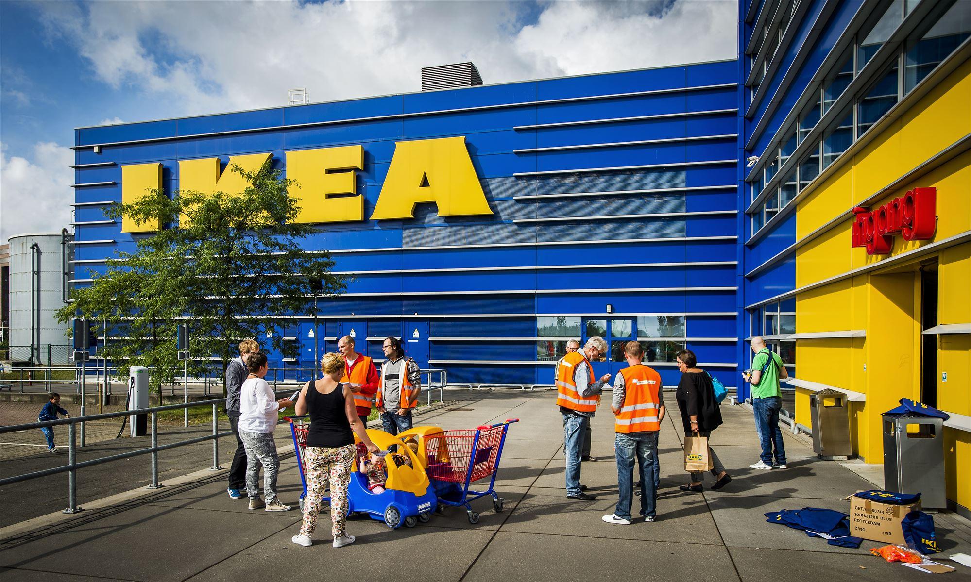 Ikea Koopzondag Openingstijden : Parkeren bij de ikea in haarlem wordt een stuk lastiger