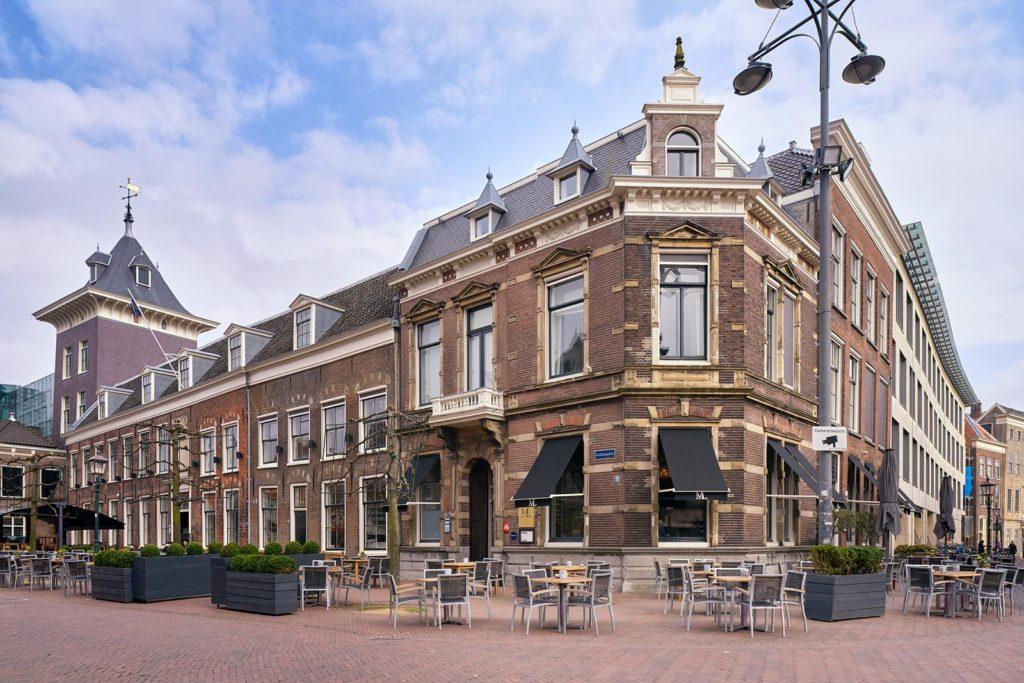 ML Haarlem Klokhuisplein