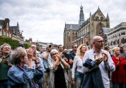Steunbetuiging Burgemeester Haarlem