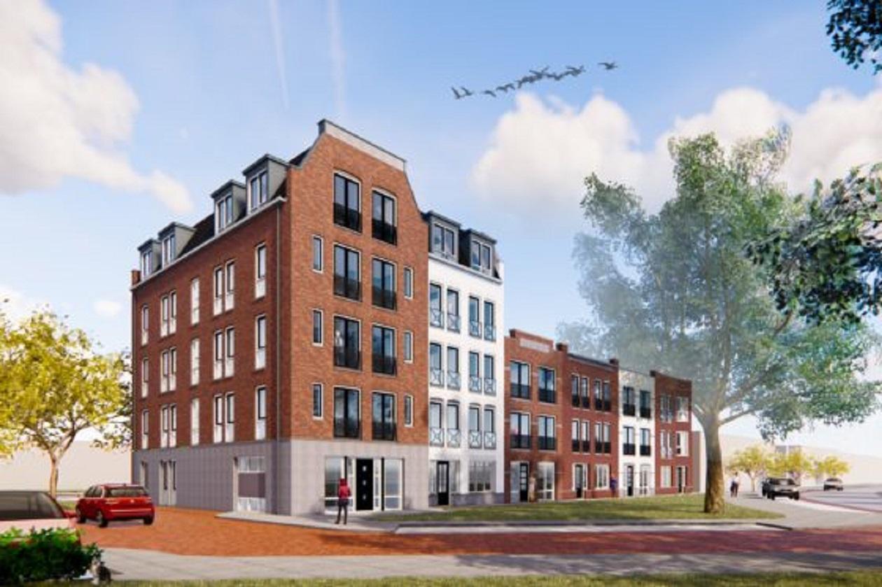 Woonnieuws er worden nieuwe huurwoningen gebouwd in for Huurwoningen