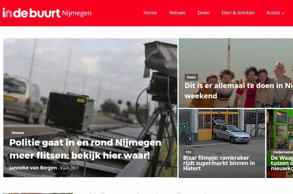 Nieuwsbrief Nijmegen