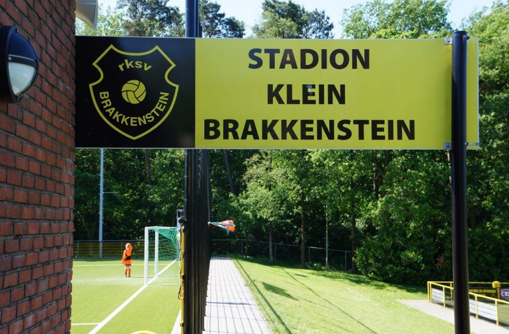 voetbal Brakkenstein