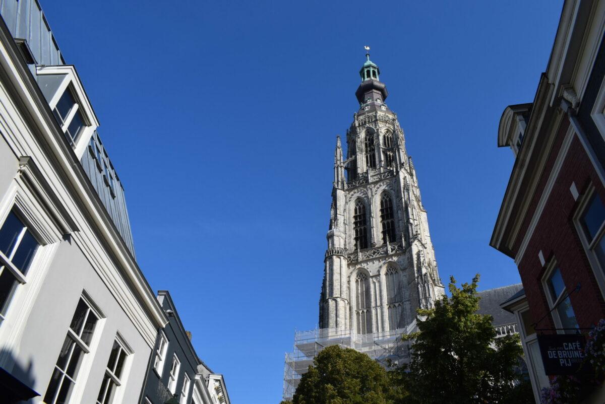 grote kerk van Breda