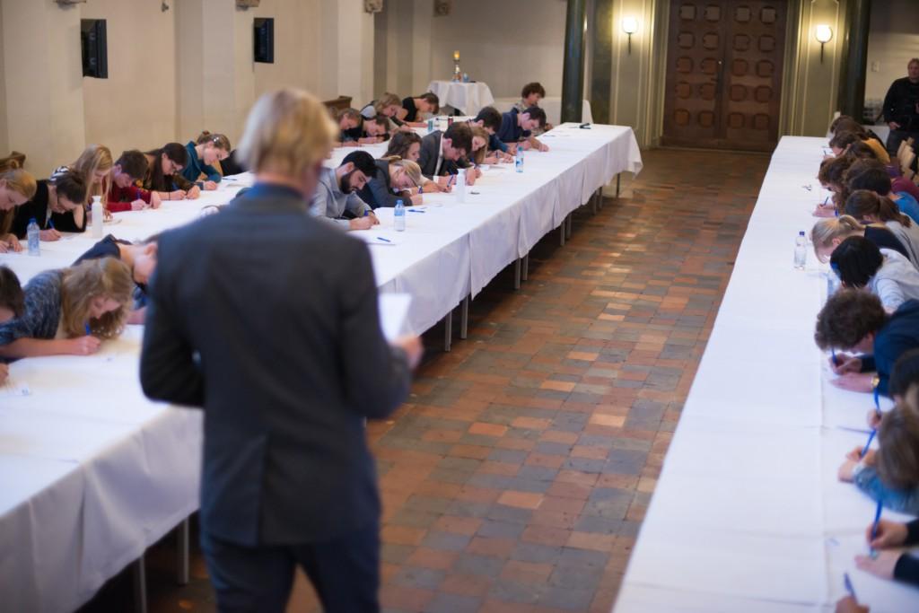 Utrechts Studentendictee