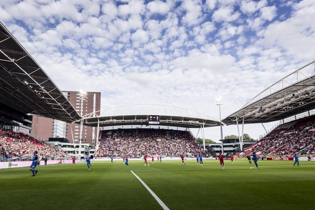 FC Utrecht stadion Galgenwaard